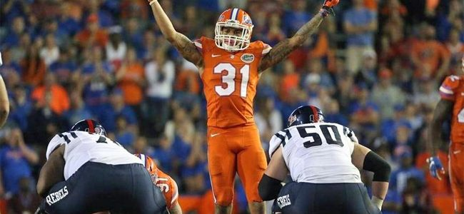 Florida CB Jalen Tabor declares for NFL Draft in emotional letter to Gator Nation
