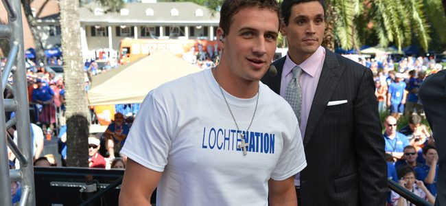 Ryan Lochte is an idiot, but we already knew that