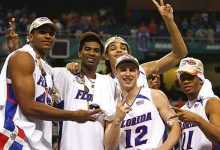 Florida Gators induct Noah, Horford, Brewer, Green, LaPorta into Hall of Fame