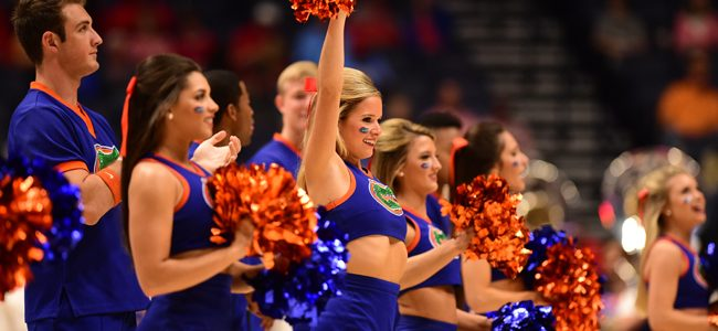 Florida will sell alcohol at men's basketball games, effective immediately