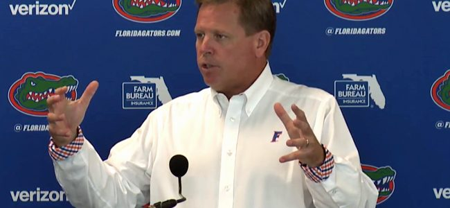 McElwain, Spurrier, White, Stricklin to make 20 stops on 2017 Florida Gators speaking tour