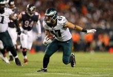 Super Bowl 2018: Trey Burton throws TD pass for Eagles on trick play