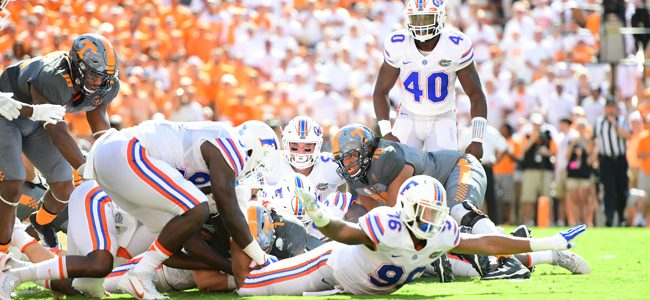 College Football Playoff Rankings: Are the Florida Gators overrated or underrated?