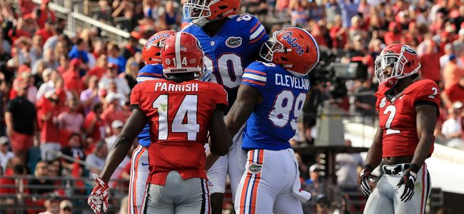 Four things we learned: Defense leads but team effort brings Florida win over Georgia