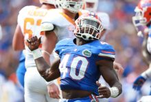 Injury updates: Will defensive leader Jarrad Davis be ready for Florida-Georgia?