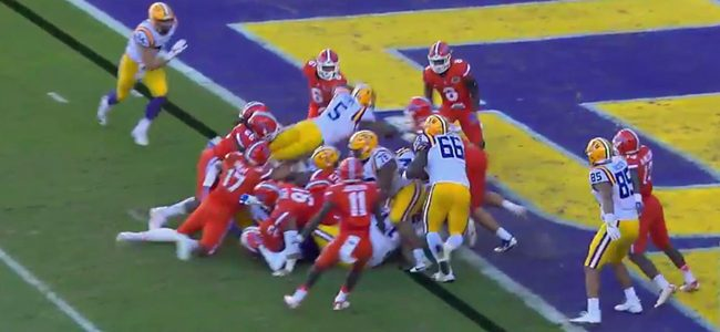 Florida to face LSU in SEC on CBS Game of the Week