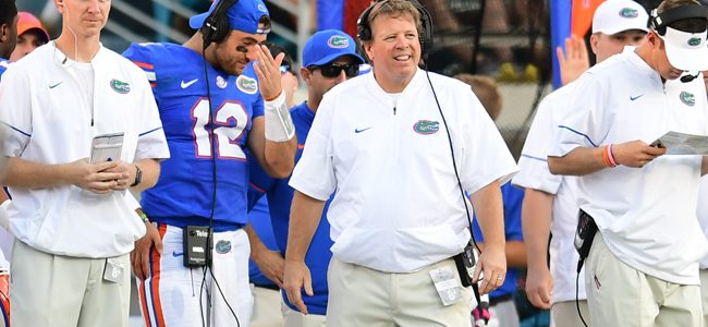 Brad Davis joins Florida Gators as offensive line coach