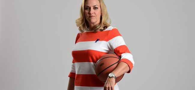 Florida fires women's basketball coach Amanda Butler