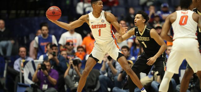 Florida F Devin Robinson declares for 2017 NBA Draft, will not return