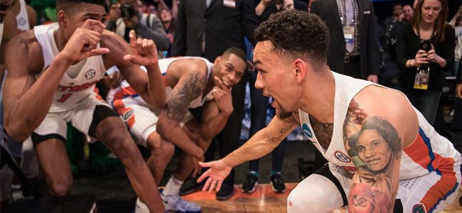 The City That Never Sleeps witnesses a performance the Florida Gators will never forget