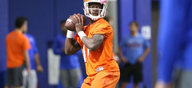 The Florida Gators have playmakers again, now they just have to be utilized
