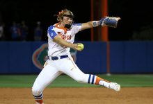 Florida softball faces WCWS elimination after 2-1 loss to Oklahoma State