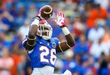 Florida safety Marcell Harris to miss entire 2017 season with torn Achilles