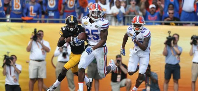 Jordan Scarlett among four suspended Florida Gators reinstated to program