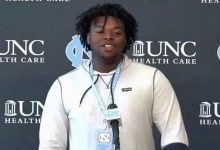 Florida adds DT transfer Marlon Dunlap from UNC