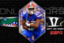Florida vs. Vanderbilt: Prediction, pick, line, odds, live stream, watch online, TV channel, game preview