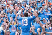 Florida QB Feleipe Franks will not return to Gators in 2020, future to be determined