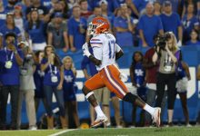 Florida football: Injuries to stars Kadarius Toney, CJ Henderson concern No. 11 Gators