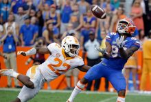 Florida WR Tyrie Cleveland out vs. LSU: What will the Gators do?