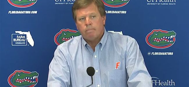 Jim McElwain: Florida coaches, players, families being threatened by fans