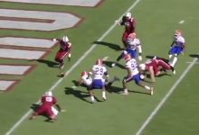 Florida football again proved at South Carolina it cannot get out of its own way