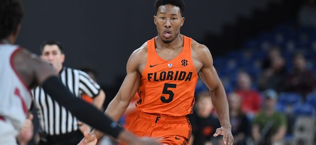 Fastbreak: Florida toughs out upset of No. 12 Auburn as Allen breaks his slump