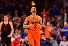 Jalen Hudson announces return to Florida basketball for final season