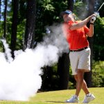 WATCH: Florida coach Dan Mullen pranked by Dabo Swinney at golf event