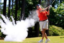 WATCH: Florida coach Dan Mullen pranked by Dabo Swinney at golf event