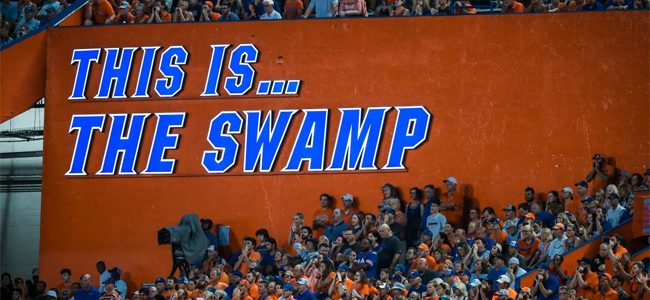 This … is The Swamp? Kentucky embarrasses Florida ending Gators' 31-game winning streak