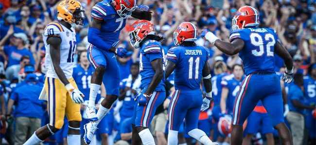 No love lost between Florida, LSU as Gators plan to counter trash talk with their play