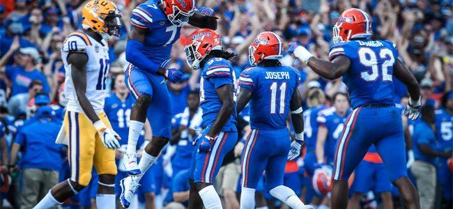 Florida football vs. LSU score, takeaways: No. 22 Gators beat back No. 5 Tigers in epic win