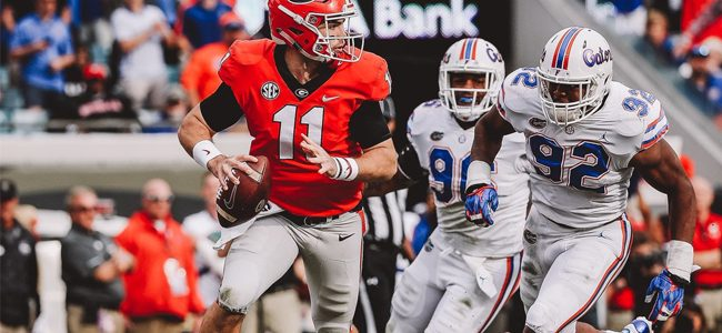 Florida football vs. Georgia score, takeaways: Gators not yet built to hang with Dawgs