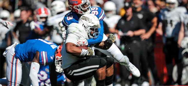 Florida football score, takeaways: No. 13 Gators whip Idaho with offensive explosion