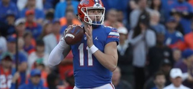 Florida QB Kyle Trask out for season after fracturing foot in practice, father says