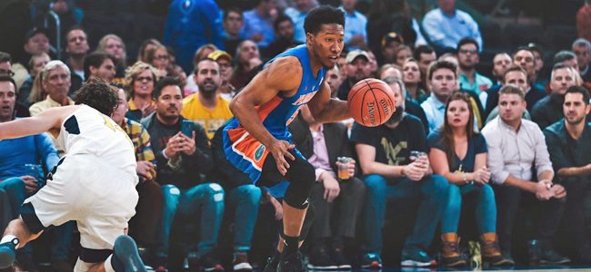 Florida basketball score: Gators stifle West Virginia as offensive struggles continue
