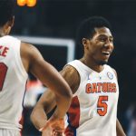 Florida basketball score: KeVaughn Allen saves Gators twice in OT win over Ole Miss