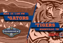 Florida vs. LSU: Prediction, pick, line, spread, odds, SEC Tournament live stream online