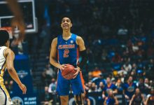 Florida PG Andrew Nembhard withdraws name from 2019 NBA Draft, returns to Gators