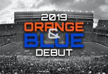 Florida Gators spring game: 2019 Orange & Blue Debut primer, time, channel, live stream