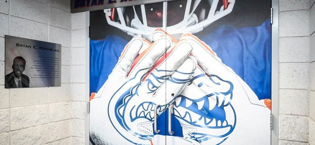 College football rankings: Florida Gators down slightly in top 25 polls after loss at LSU