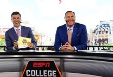 Florida football welcomes 'College GameDay' to The Swamp for Auburn game, first visit since 2012