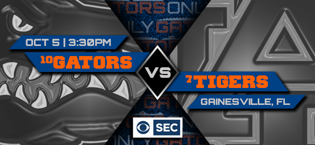 Florida vs. Auburn: Game pick, prediction, odds, line, spread, time, TV, watch live stream