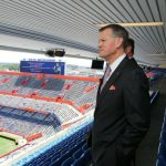 Florida AD Scott Stricklin takes to Twitter to seek future nonconference football opponents