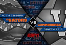 Florida vs. Vanderbilt: Pick, prediction, odds, line, spread, time, TV, watch live stream