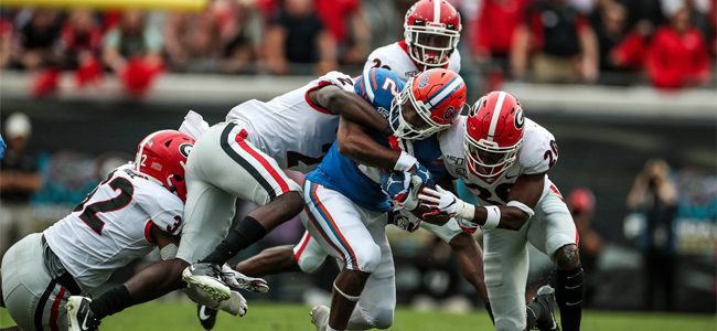 Florida vs. Georgia score: Gators closer but not championship-caliber after loss to Dawgs