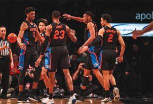 Florida basketball score, takeaways: Gators stun No. 4 Auburn with blowout in O'Dome