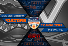 Florida vs. Virginia, Orange Bowl 2019: Pick, prediction, odds, line, time, TV, watch live stream