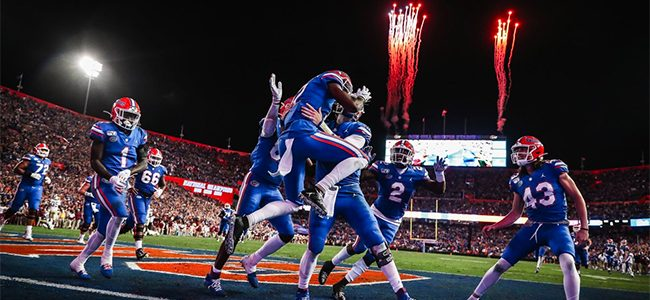 Bowl projections: Florida Gators will be headed to 2019 New Year's Six game