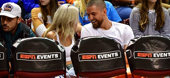 Ex-Florida star Chandler Parsons severely injured after being hit by accused drunk driver